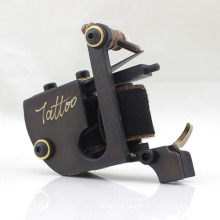 novelty Professional Top High Quality Brass coils handmade shader tattoo machine