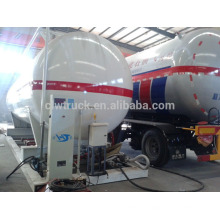 High quality 10-60M3 LPG tank station for sale