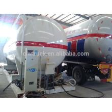 Высококачественная танкерная станция 10-60M3 LPG для продажи