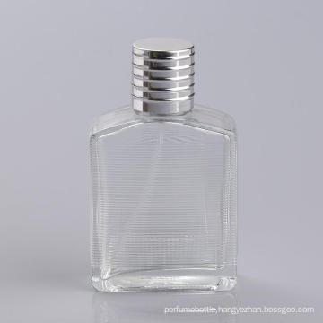 Quick Response 100ml Elegant Glass Perfume Bottle
