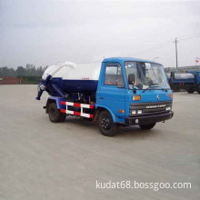 8000L Dongfeng Vacuum Suction Sewage Truck for Sales