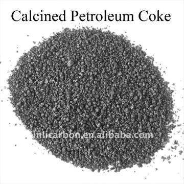 Coque de petróleo calcinado / CPC para acero y fundición