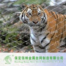 Зоопарк вольер сетка / сетка из нержавеющей стали