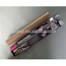 Estera antiadherente / reutilizable del horno de microonda --- PTFE (PFOA LIBRE), seguridad del alimento