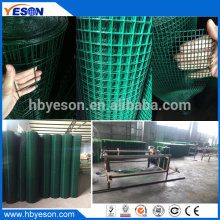 2m x 30m 1 inch pvc coating welded wire mesh fence netting                                                                                                         Supplier's Choice