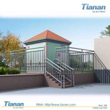 Kraftübertragung / Versorgung Transformator Umspannwerk, Fertigteilstation, Kombinierte Unterstation