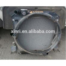 copper Radiator 8972217620 for ISUZU nkr truck