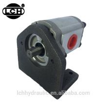 Trade Assurance quadruple high pressure power unit hgp-2a gear pump
