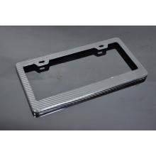 Wholesale Carbon Fiber License Plate Frame