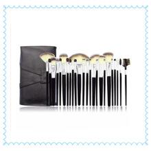 Косметические кисти для лица с индивидуальным логотипом и футляром для косметических кистей