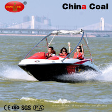 4 Persons Capacity Ce Approved Family Jet Boat