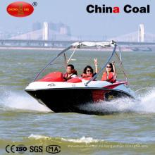 4 Человек Емкость CE Одобрил Семейная Лодка Jet
