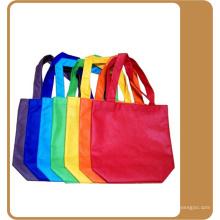 Conception de mode, meilleures couleurs assorties, sacs à provisions réutilisables réutilisables