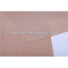China low price teflon fabric cloth with FDA certificate good quality
