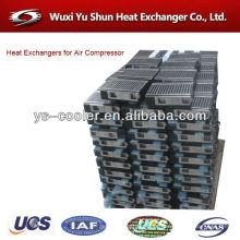 Carregador de roda tanque de água / auto tanque radiador / óleo-ar permutador de calor fabricante