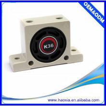 K-36 material de alumínio vibradores pneumáticos industriais