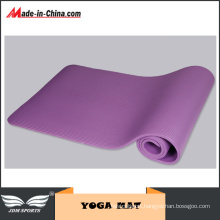 Colourful Natural Foam Rubber Yoga Mat