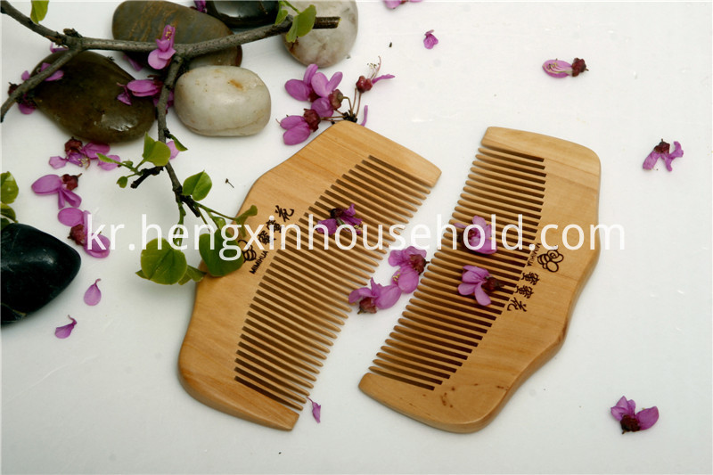 Eco friendly Wood Comb