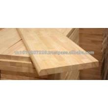 Rubber wood panel / worktop / Counter top / table top