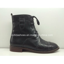 New Trendy Casual Comfort Low Heels Women Boots