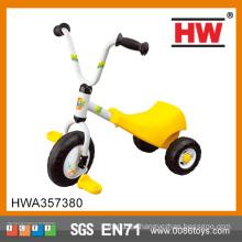 Lustige Metall Dreirad Kinder Kinderwagen Dreirad Kinderwagen