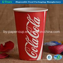 Take Away de copos personalizados de alta qualidade