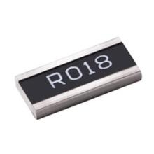 Thick Film Low Tc Current Sensing Resistor