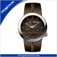 Reloj de pulsera de cuarzo resistente a los movimientos de Japón Reloj de pulsera de moda
