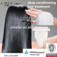 Tratamiento para el cabello de acondicionamiento profundo para recetas caseras de tratamiento de cabello seco