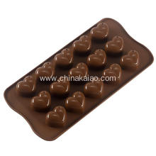 Star Shell and Heart Shape Silicone Candy Moulds