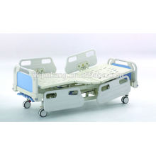 Five function manual bed with ABS head/foot board S-1/S-2