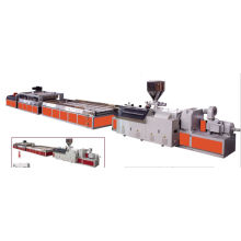 PVC wood door board production machine/ production line