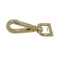 Günstige Werbe 3,2 cm Swivel Metal Bag Hook