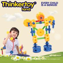 Vorschule pädagogisches Plastikspielzeug in Abbildung Form