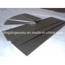 Tungsten Metal Pesado WNiFe Placa