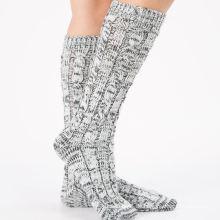 Socken Hersteller Großhandel Benutzerdefinierte Mode Frauen Kleid Socken
