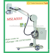 MSLMX05-M High quality Mobile High Frequency X-ray unit mobile digital x-ray machine
