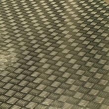 Aluminium Checkered Plate Use For Floor Of Container