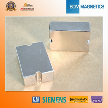 ISO / Ts16949, imán disponible del cilindro del neodimio de la muestra del imán de RoHS