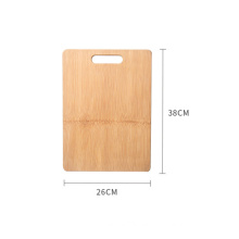 KINDOME Bamboo Wood Cutting Boards Wood Chopping Board Eco Friendly