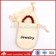 Bolsos de encargo de lujo de la bolsa de la joyería de la aduana con la insignia