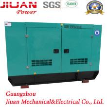 Generador de Guangzhou para la venta Precio 40kw 50kVA Silent Generador Diesel de Energía Eléctrica Precio Set de 50kVA
