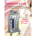 YAG LASER tattoo Removal ELight IPL Hair Removal Bipolar Radio Frequency Machine