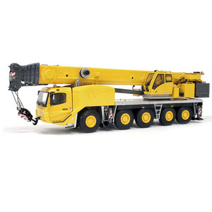 Used Lorry Mounted  Crane For Truck