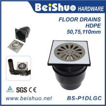 Plastikdusche Bodenabfluss mit hoher Qualität