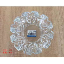 Glass Ashtray with Good Price Kb-Hn07686