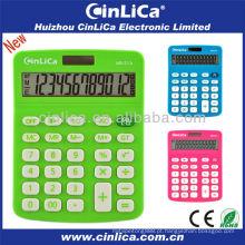 Calculadora de escritório 12 dígitos