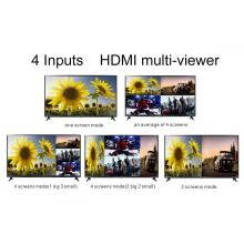 hdmi multi-viewer quad viewer with 4 inputs 1 output support HDMI V1.3 1080P 3D