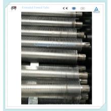 Aço Inoxidável Tubo Alfinado de Alumínio Extrudido