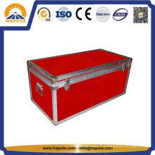 Flightcase en aluminium populaires rouge brillant Transport (HF-1208)